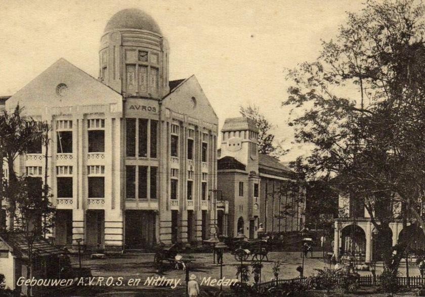 1.61 - Stadstour Architectuur Medan
