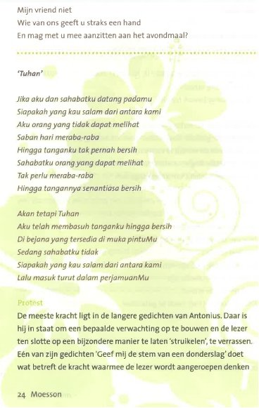 Antonius 3ac. tekst1 - Antonius Silalahi Gedichten
