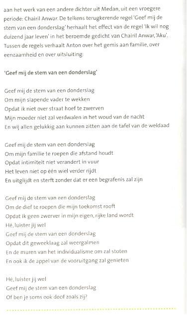 Antonius 3bc. tekst1 - Antonius Silalahi Gedichten