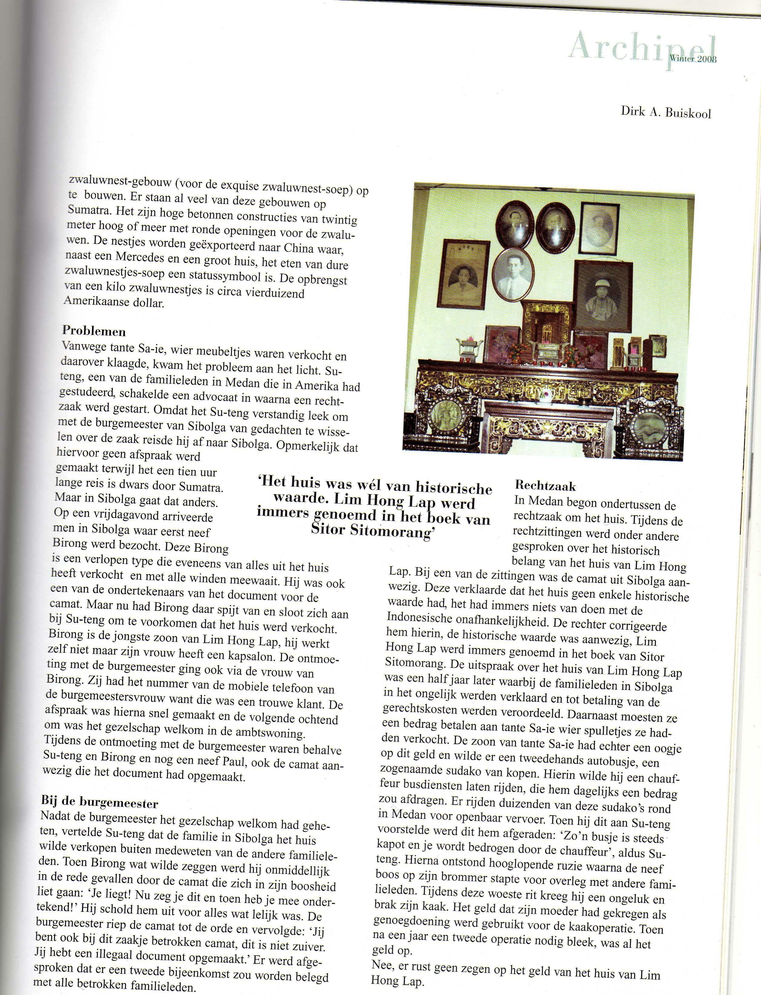 Article House Lim Hong Lap 2 - Het Huis van Lim Hong Lap