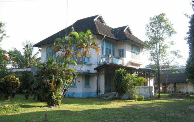 Villa Serdang quarter