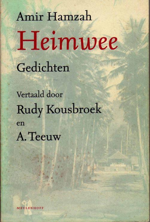 Heimwee1b omslag1 - Amir Hamzah Gedichten