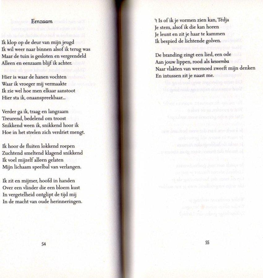 Heimwee4b vertaling Soenji1a - Amir Hamzah Poetry