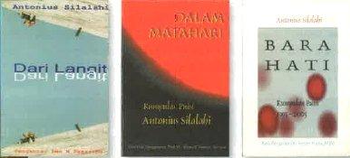 antonius book photo1 - Antonius Silalahi Gedichten