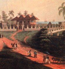arpalemb1a1 - Het fort van Bengkulu