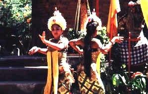 bali dance - Bali Island