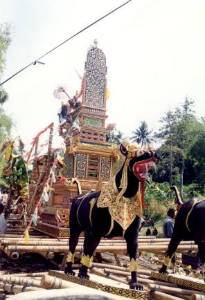 bali optocht - Bali Culture
