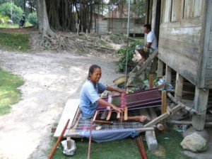 Batak Ulos Weaving