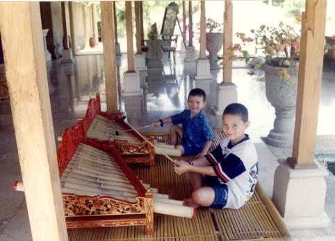 gamelan - Bali Hotels
