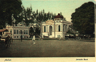 java bank medan1 - Stadstour Architectuur Medan