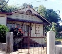 Kota Gadang Brown House