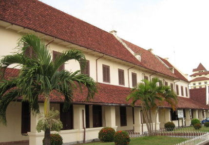 Fort Rotterdam Helemaal