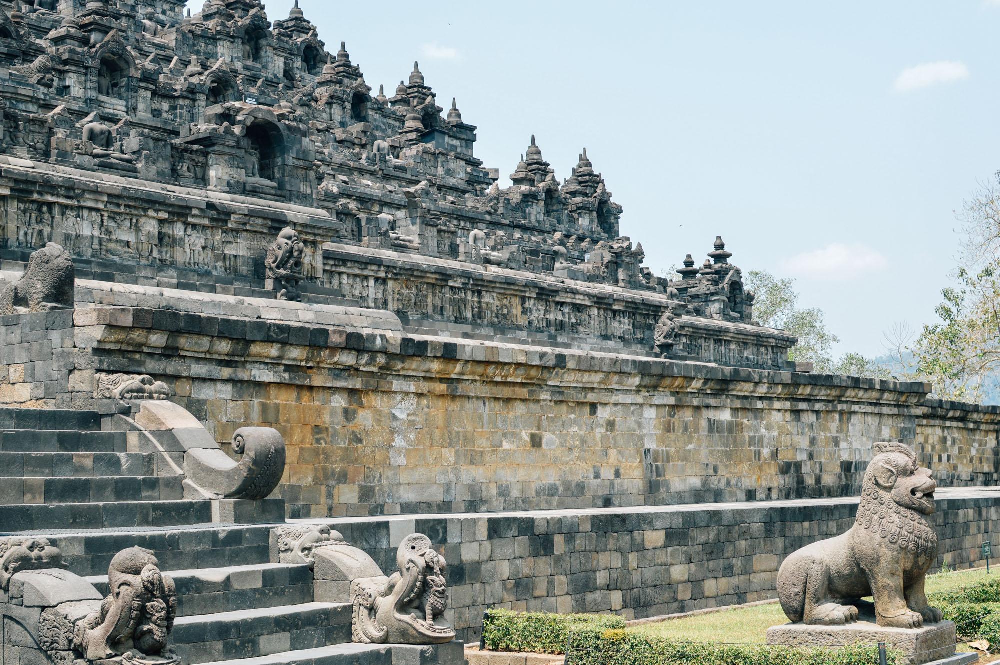 prambanan 1 - Jogyakarta met Tempels