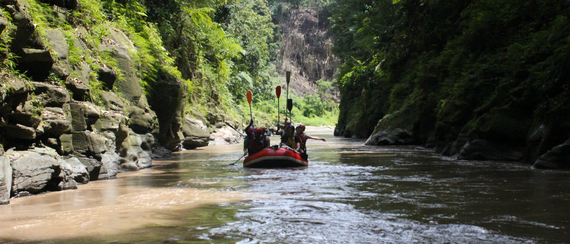 raft breed - Bukit Lawang – Rafting