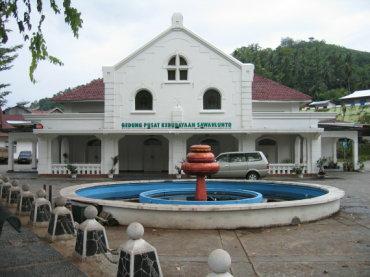 sawahlunto cultural centre west sumatra - Sawahlunto