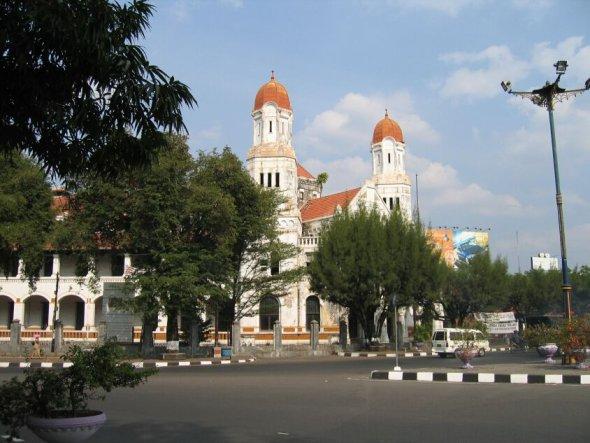 Surabaya and Semarang