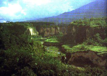sianok valley - Bukittinggi
