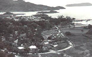 sibolga - Sibolga, the old harbour town