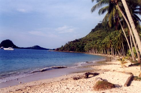 Pulau Banyak, Poncan Gadang, Sikuai, Cubadak