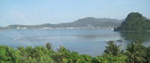 West Sumatra Harbour